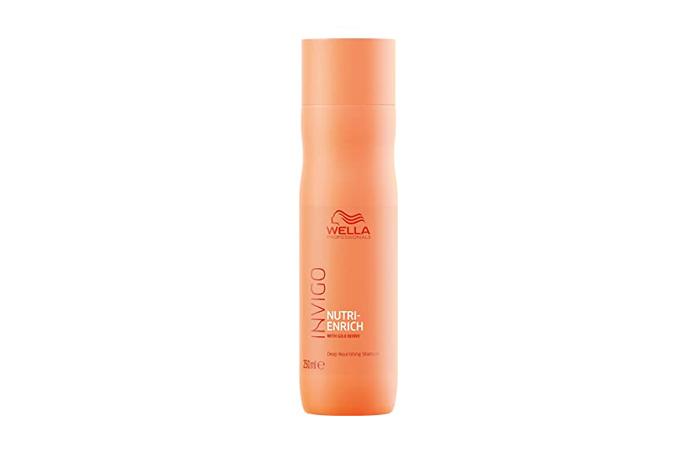 Wella Professional Invigo Nutri-Enrich Deep Nourishing Shampoo