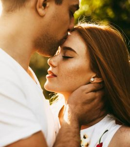 What Does A Forehead Kiss Mean?