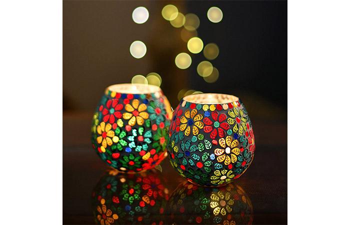 light candle holder