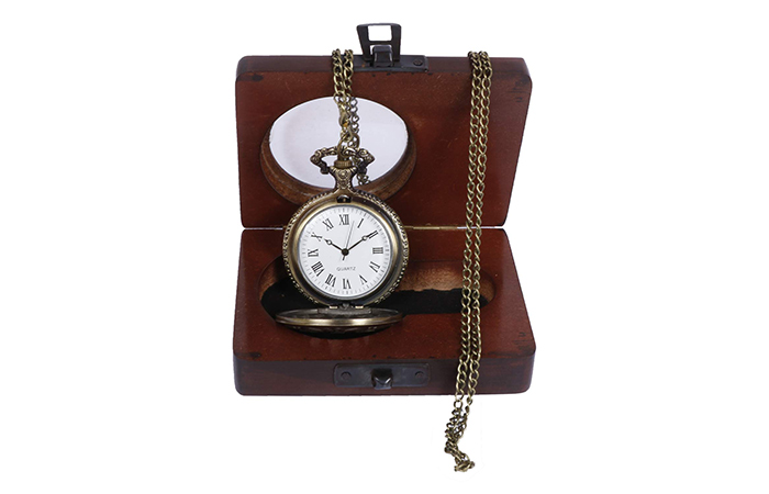 locket pocket watch