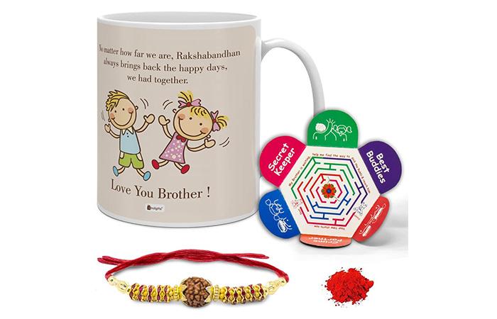 rakhi gift pack