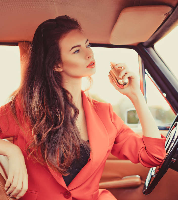 10 Best Amber Perfumes You Can Where As Your Signature Scent