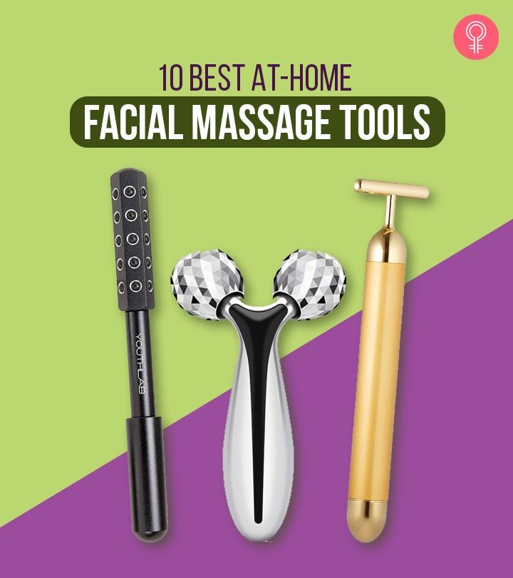 10 Best At-Home Facial Massage Tools
