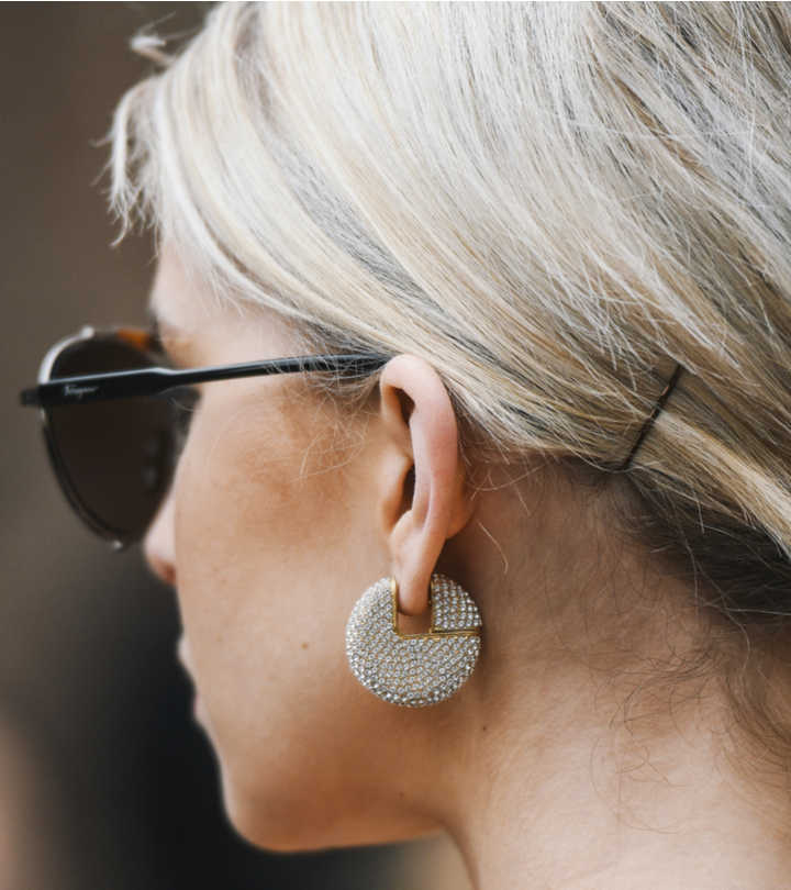 10 Best Bobby Pins To Create Flattering Hairstyles For Every Hair Type