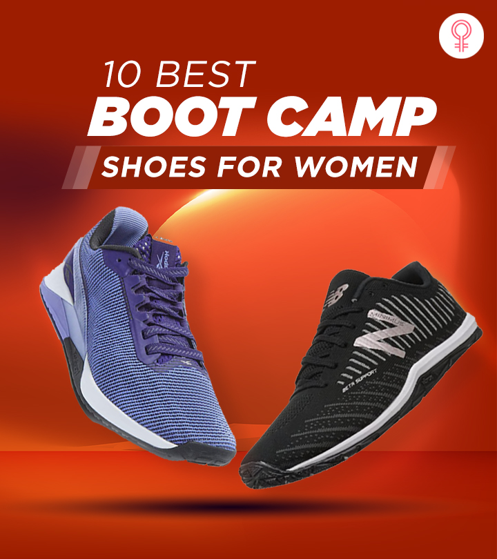 10 Best Boot Camp Shoes For Women – 2021