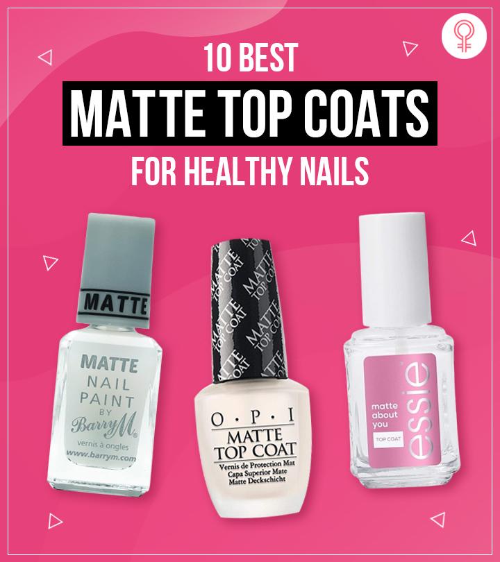 10 Best Matte Top Coats – 2021 Update