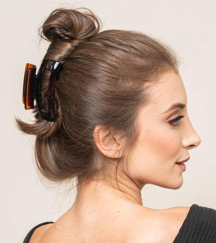 11 Best Claw Hair Clips For A Tight Yet Stylish Hold