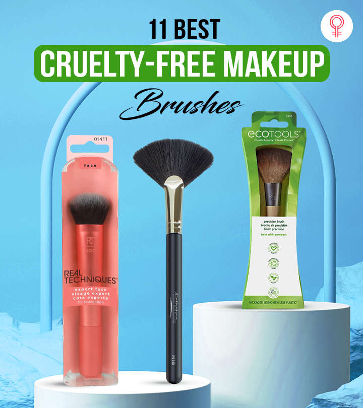 11 Best Cruelty-Free Makeup Brushes Of 2021