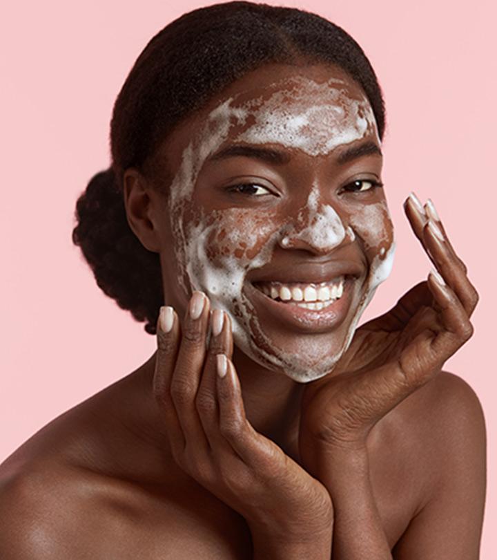 11 Best Deep Pore Cleansers To Remove Pore-Clogging Debris