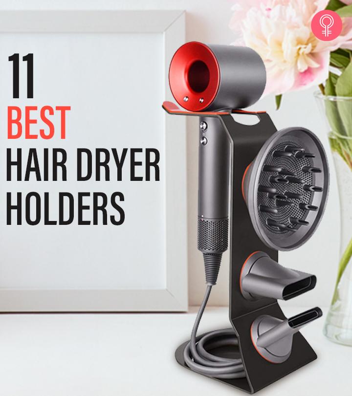 11 Best Hair Dryer Holders