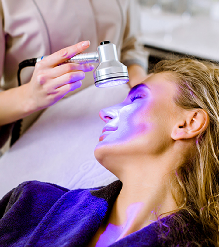 11 Best Handheld LED Light Therapy Devices For The Face And Body