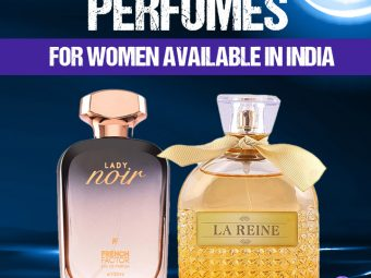 11 Best Long-Lasting Perfumes For Women Available In India