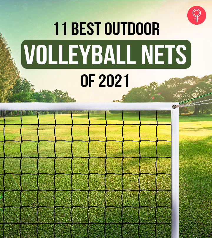 11 Best Outdoor Volleyball Nets Of 2021