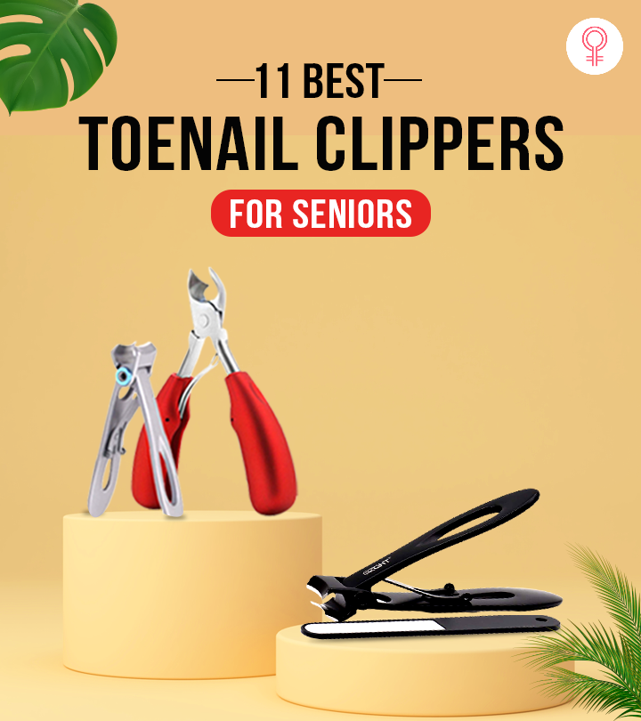 11 Bestselling Toenail Clippers For Seniors 2021