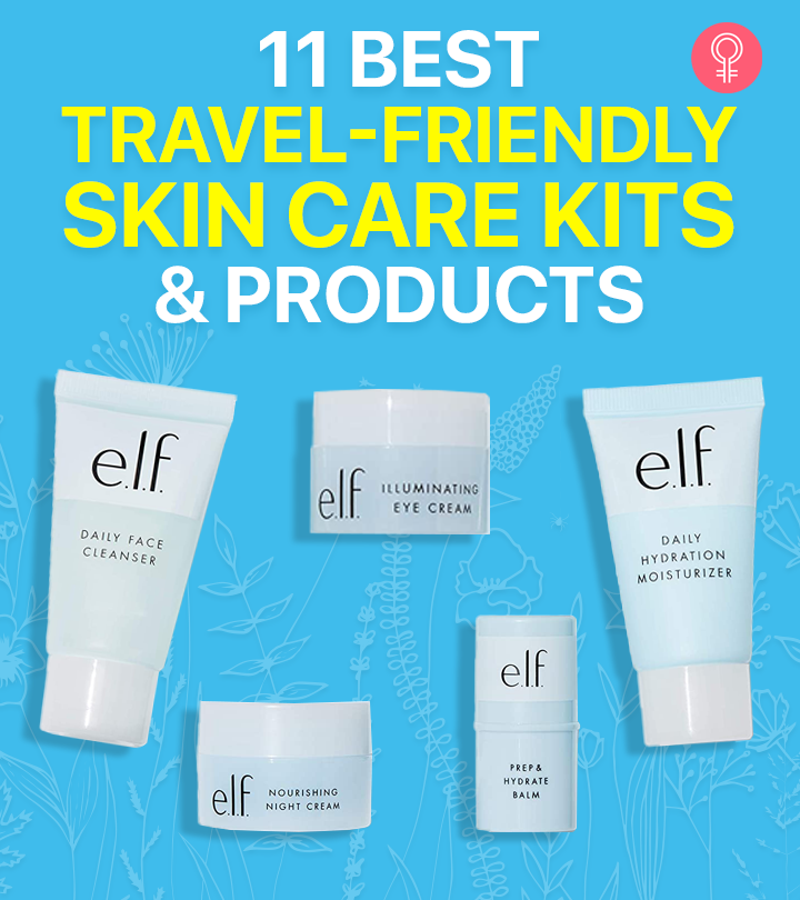 11 Best Travel-Friendly Skin Care Kits & Products
