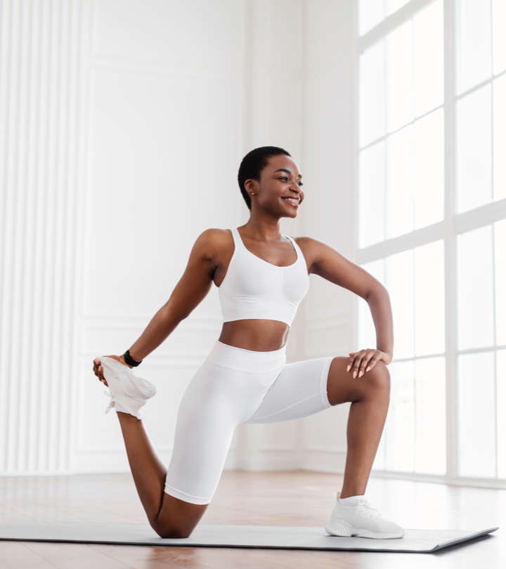 12 Best At-Home Hamstring Exercises For Strong And Toned Legs