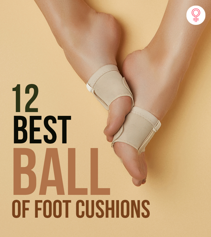 12 Best Ball Of Foot Cushions Of 2021