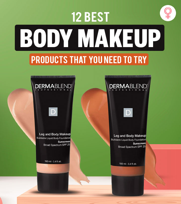 12 Best Body Makeup Products That You Need To Try In 2021