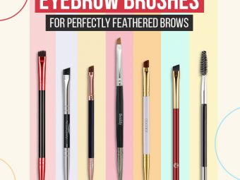 12 Best Eyebrow Brushes For Perfectly Feathered Brows