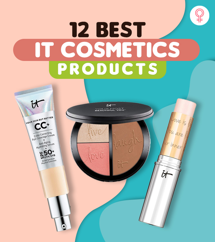 12 Best IT Cosmetics Products Of 2021
