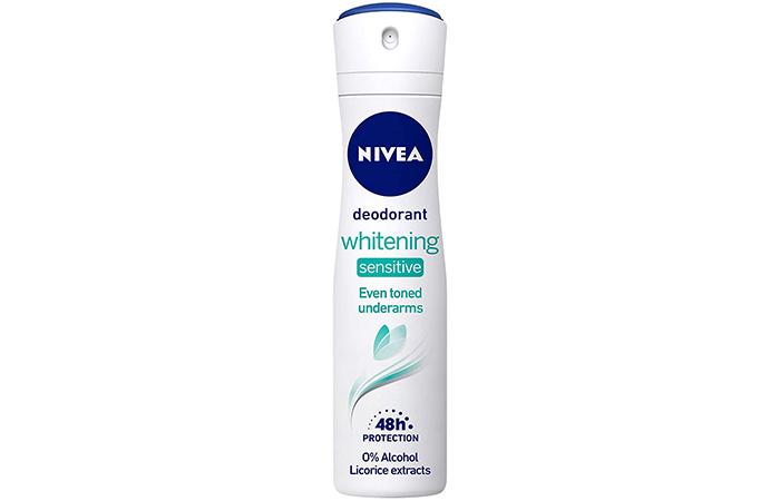 Nivea Deodorant – Whitening Sensitive