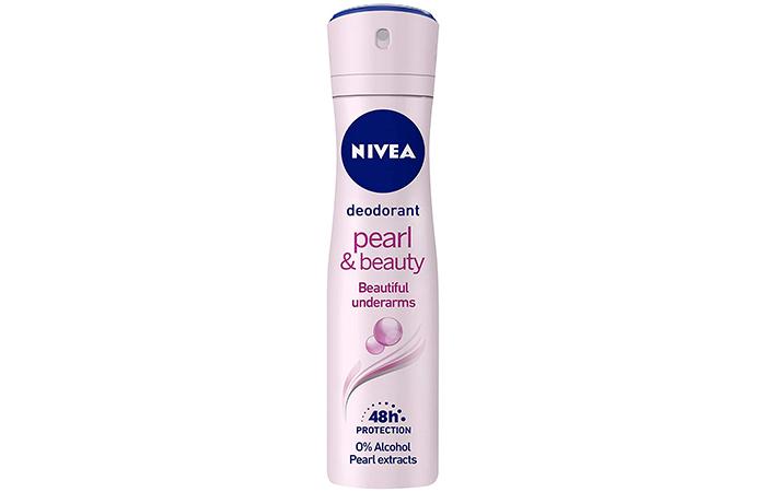 Nivea Deodorant Pearl & Beauty Beautiful Underarms
