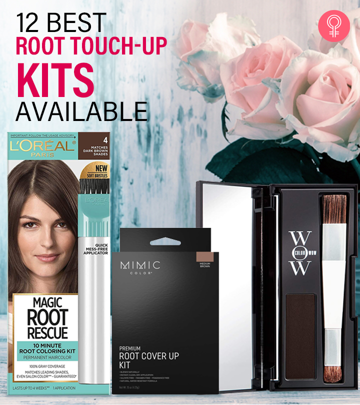 12 Best Root Touch-Up Kits Available In 2021