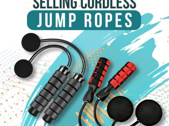12 Best Selling Cordless Jump Ropes