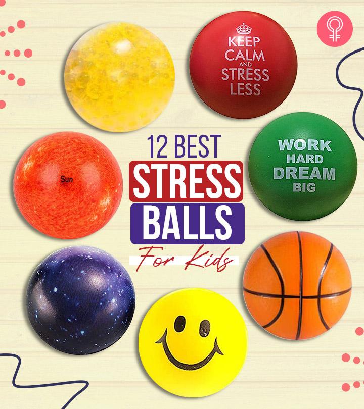 12 Best Stress Balls For Kids