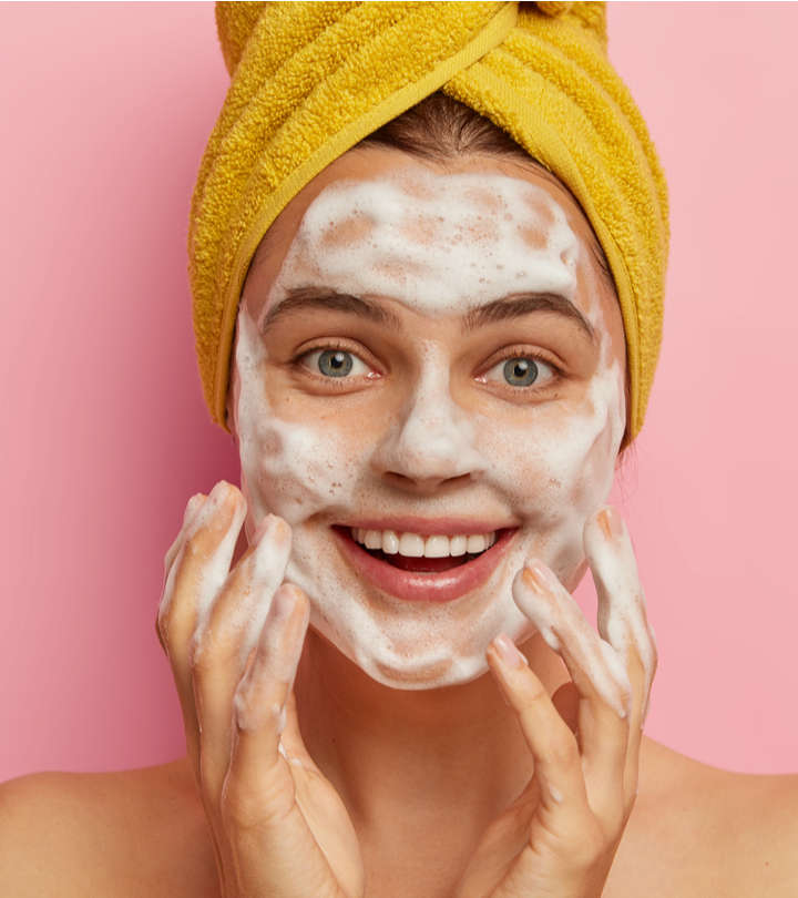 13 Best Face Washes For Large Pores In 2021 To Tone Your Skin