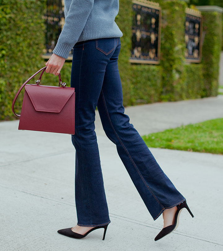 13 Best Flare Jeans That Can Add To Your Style Statement In 2021