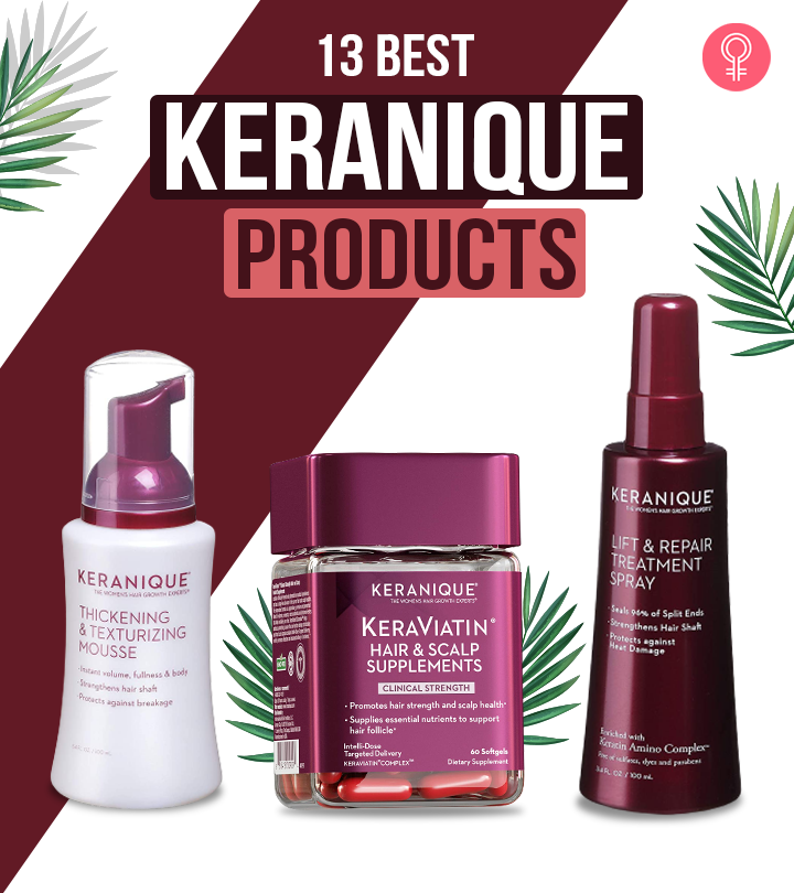 13 Best Keranique Products Of 2021