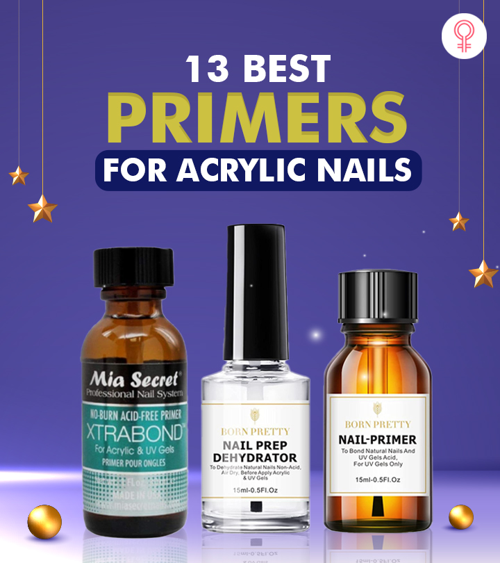 13 Best Primers For Acrylic Nails