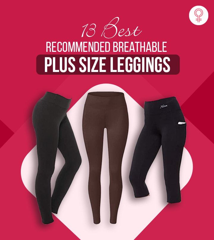 13 Best Recommended Breathable Plus Size Leggings Of 2021