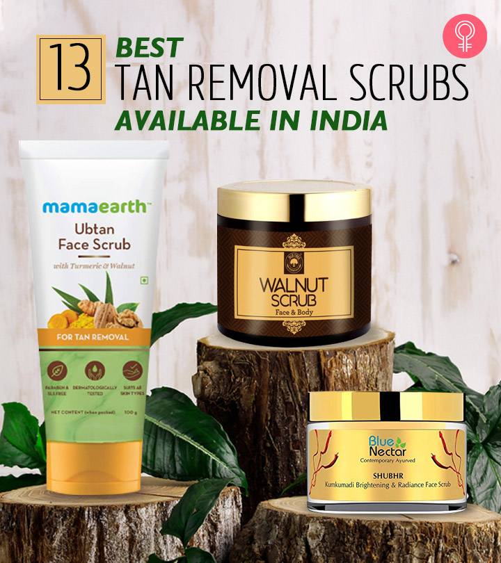 13 Best Tan Removal Scrubs Available In India