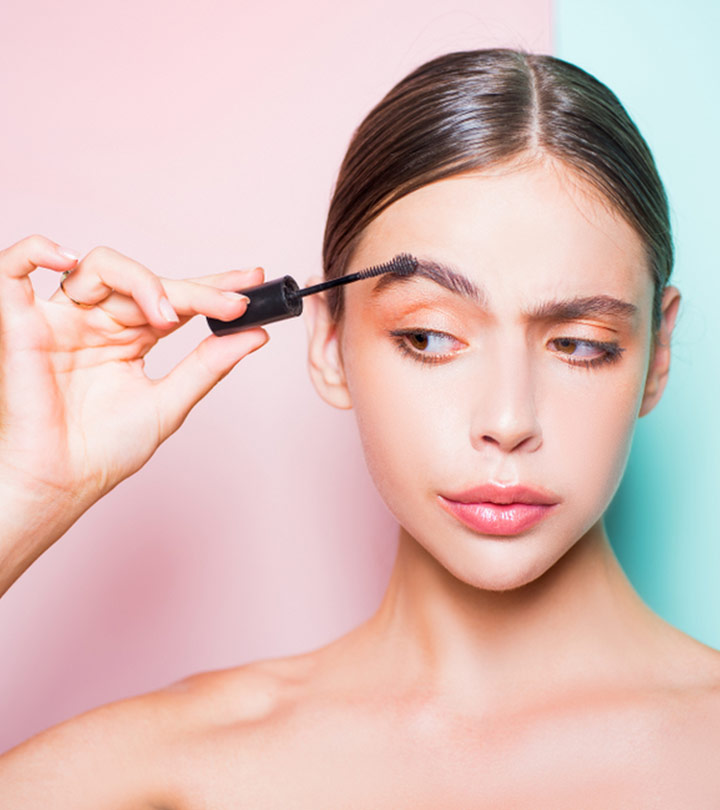 15 Best Clear Brow Gels To Perfect Your Arches!