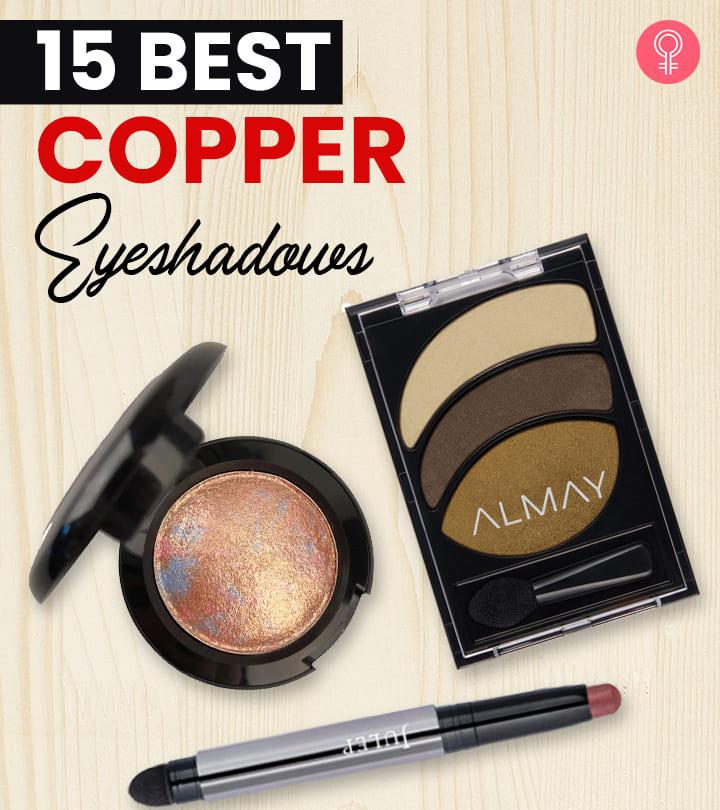 15 Best Copper Eyeshadows