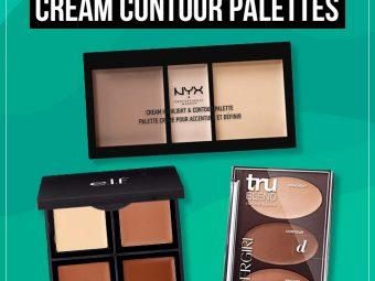 15 Best Cream Contour Palettes Of 2021