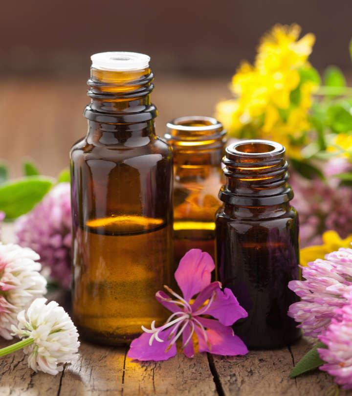 15 Best Essential Oils For Skin Tightening