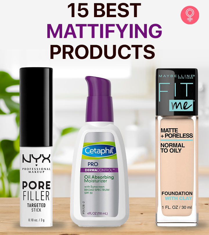 15 Best Mattifying Products Of 2021
