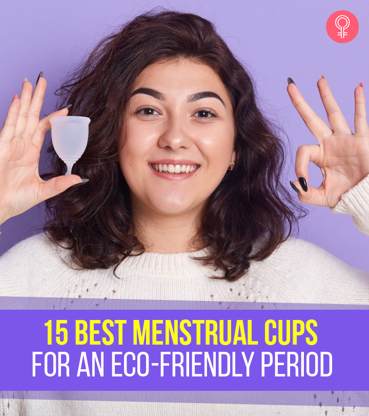 15 Best Menstrual Cups Of 2021 For An Eco-Friendly Period