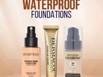 15 Best Waterproof Foundations