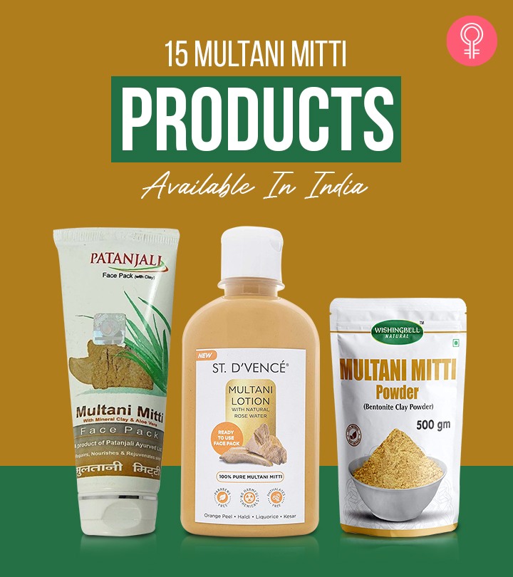 Top 15 Multani Mitti Products Available In India