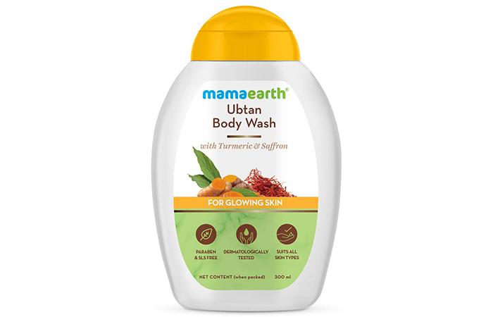 Mamaearth Ubtan Body Wash