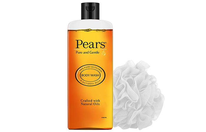 Pears Pure And Gentle Body Wash