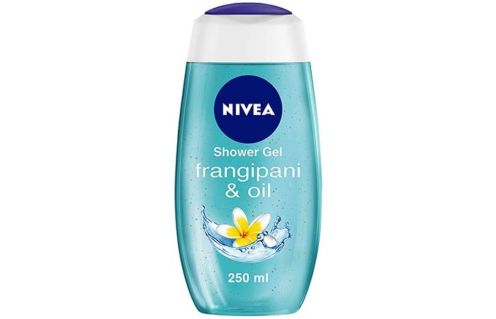 NIVEA Shower Gel Frangipani & Oil