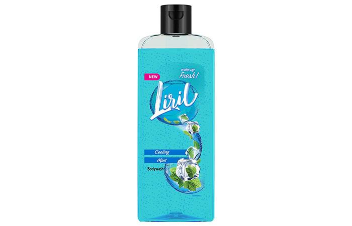Liril Cooling Mint Bodywash