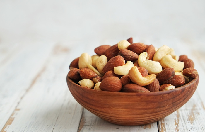 Buttery Mixed Nuts