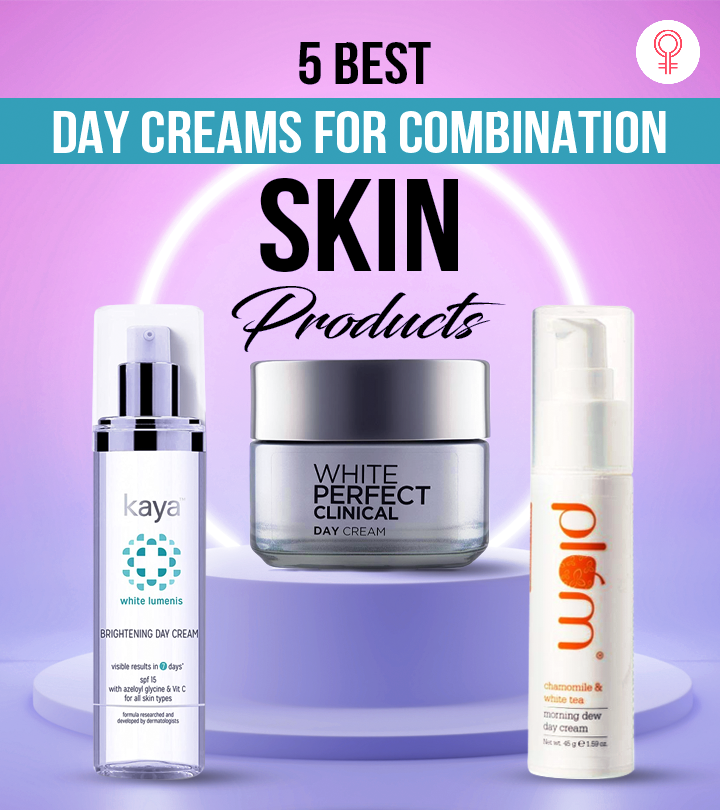 5 Best Day Creams For Combination Skin In India