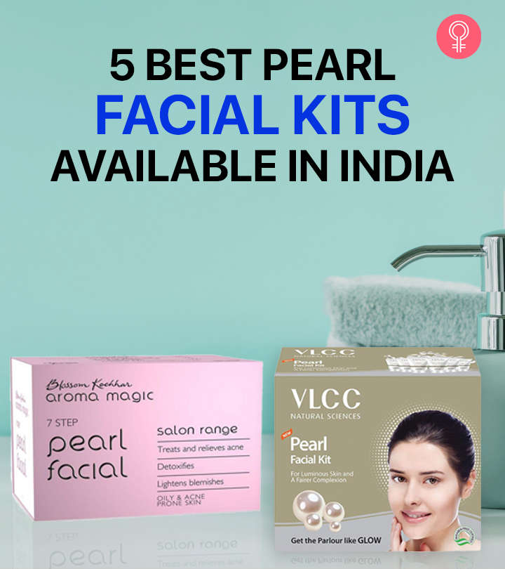 5 Best Pearl Facial Kits Available in India